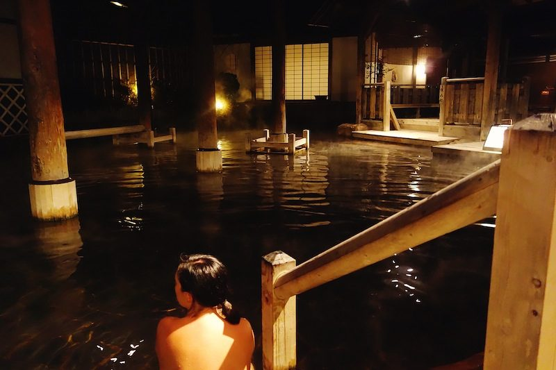 What Not To Do At A Japanese Onsen
