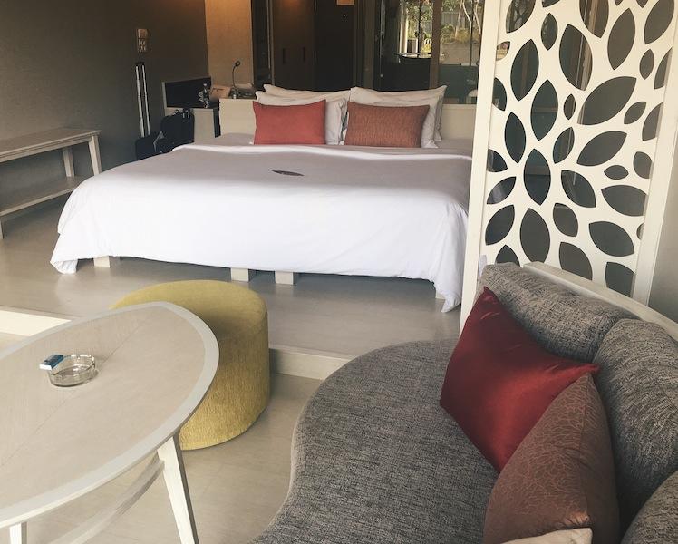 Pool access junior suite at The Sands Khao Lak