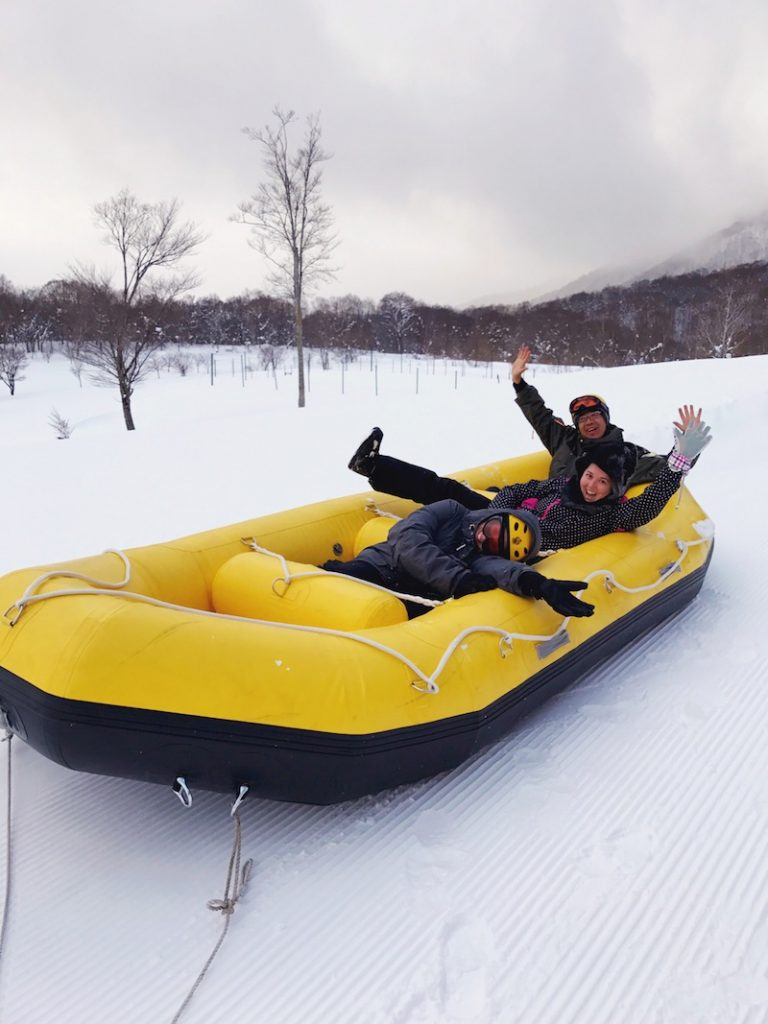 Snowshoeing In Japan | Grandeco Ski Resort, Fukushima, Tohoku | girltweetsworld.com