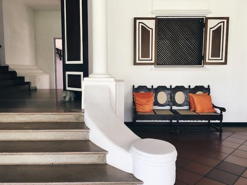 Our luxurious base at Cinnamon Lodge Habarana
