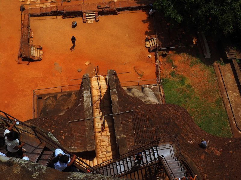 Tips For Visiting Sigiriya – The Lion Rock In Central Sri Lanka