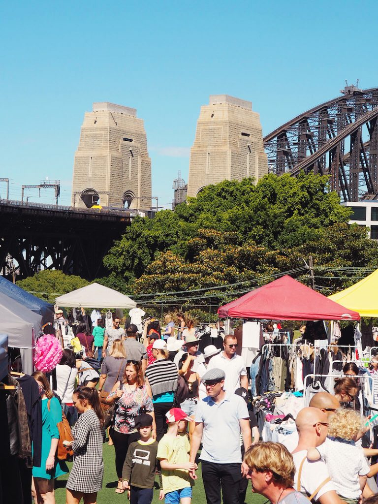 Kirribilli Markets Sydney