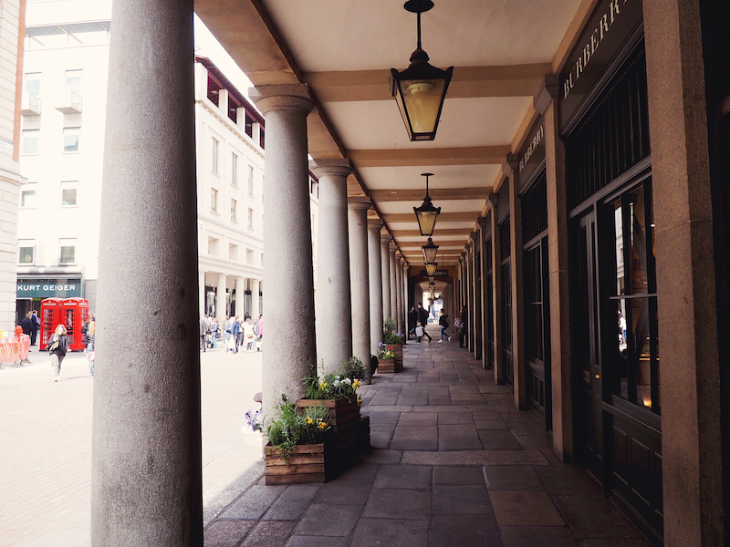 Covent Garden London - just gets better with age