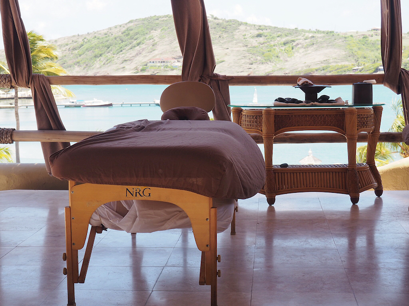 Tranquility Spa St James's Club Antigua