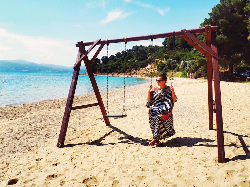 Agia Eleni - like Skiathos meets Bali