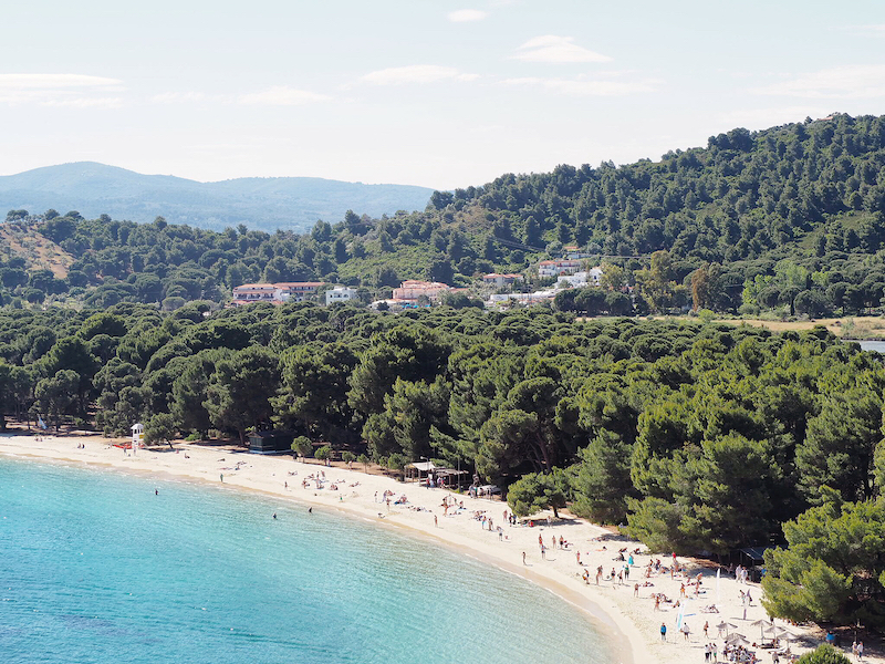 The Best Beaches in Skiathos, Greece