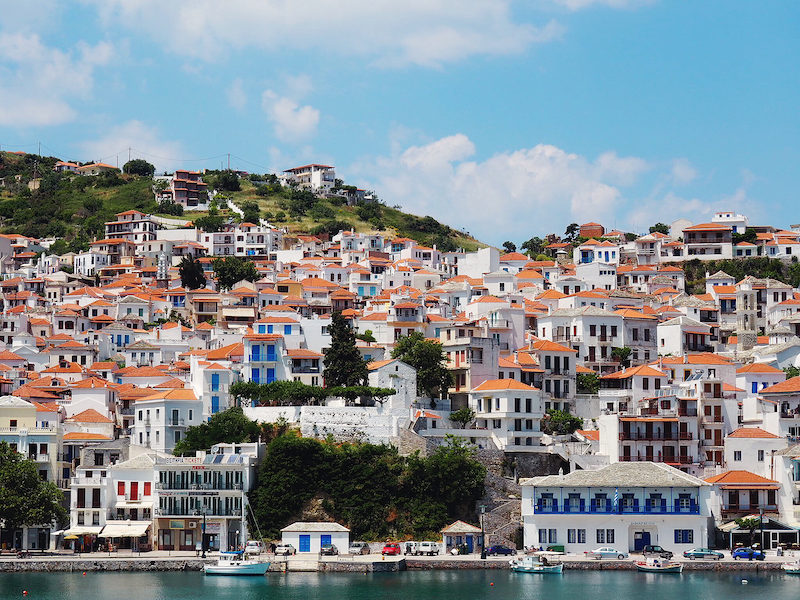 3 Holidays In 1 – Greek Island Hopping In The Sporades