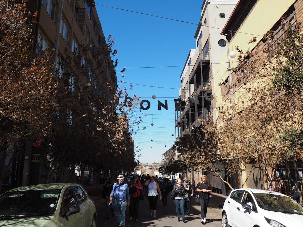 Maboneng Johannesburg