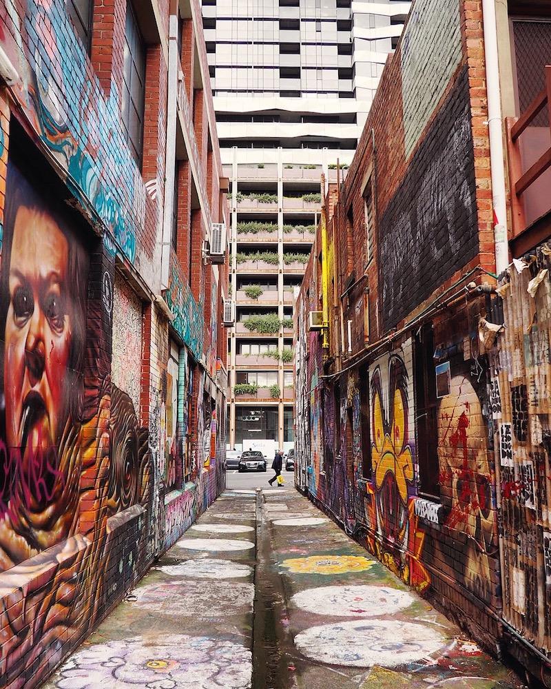 Blender Lane Melbourne