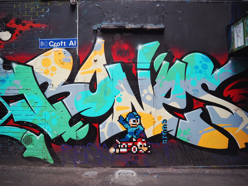 Croft Alley Melbourne
