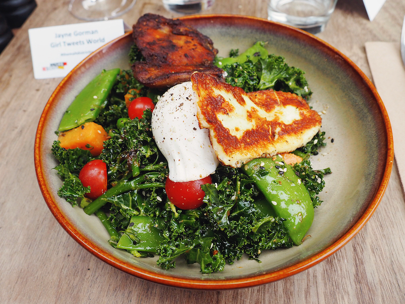 Soul Salad at Denis The Menace cafe Cremorne