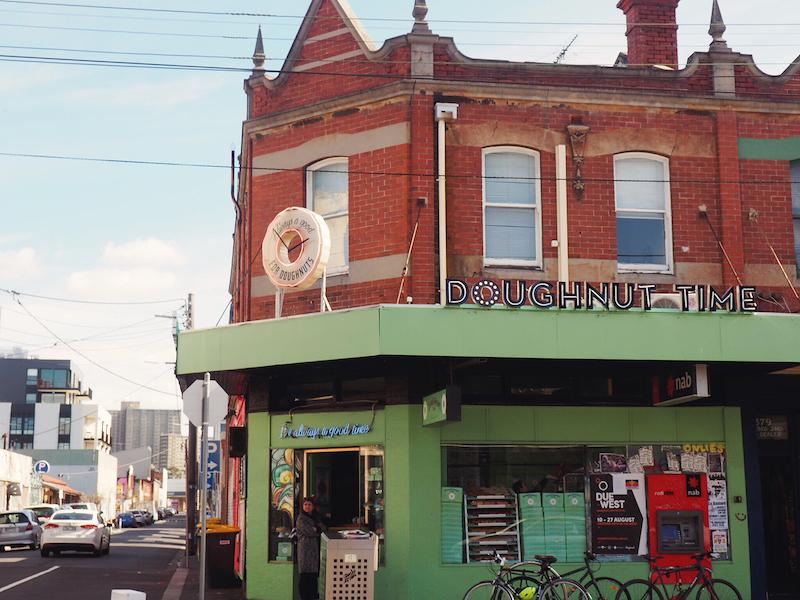 Doughnut Time in Fitzroy