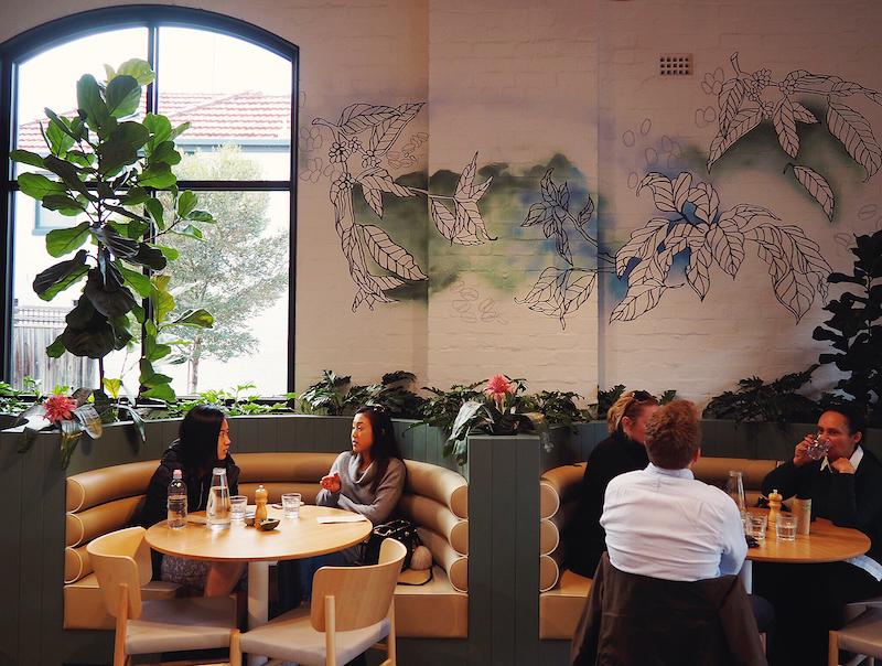 AU79 Cafe Melbourne