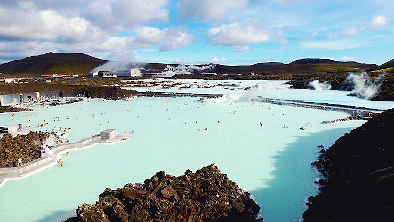 Free stopover in Iceland