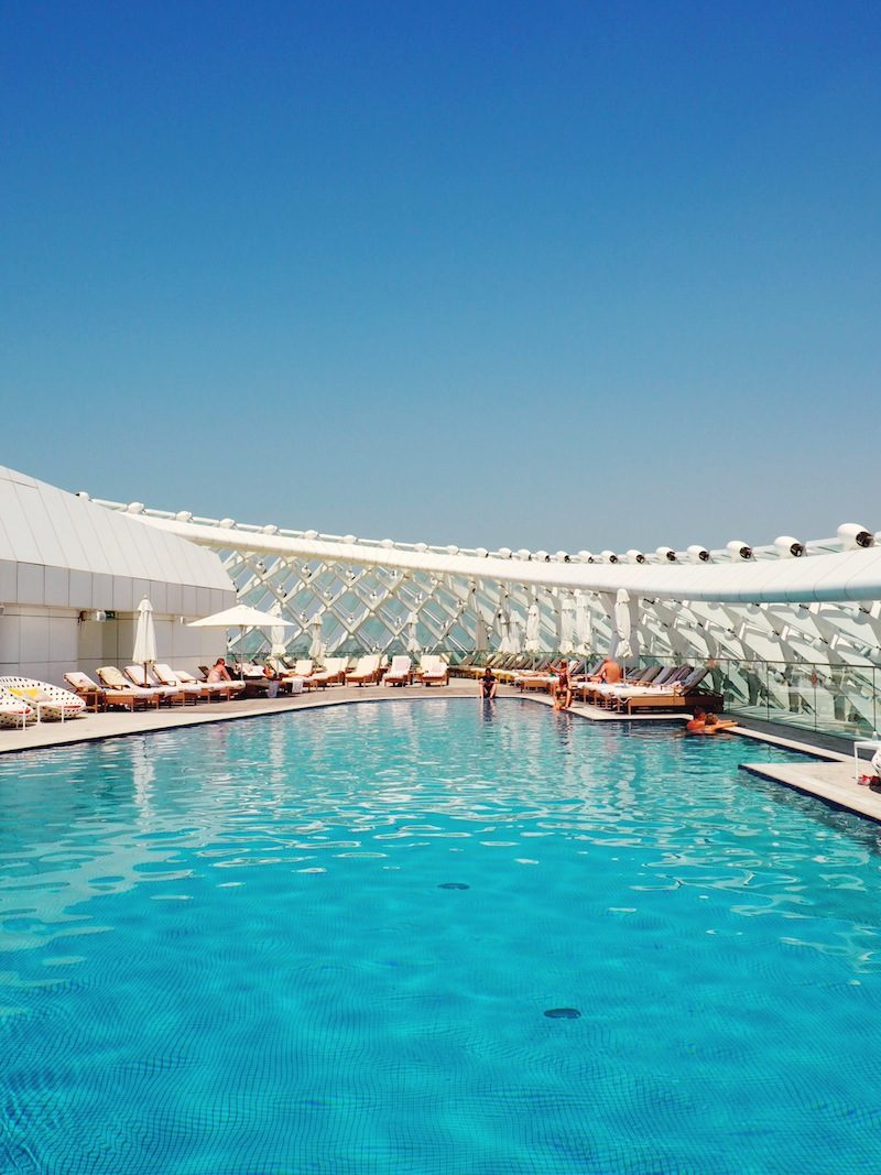Abu Dhabi Luxury Stopover Guide