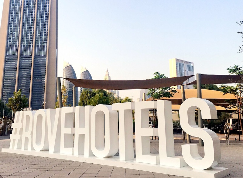 Stylish & Affordable - Rove Downtown Dubai