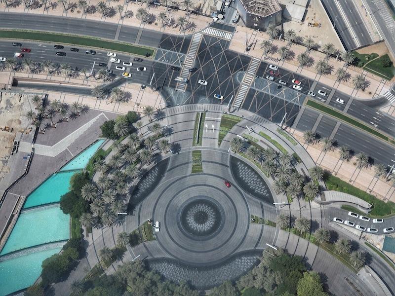 Views from At The Top Burj Khalifa SKY