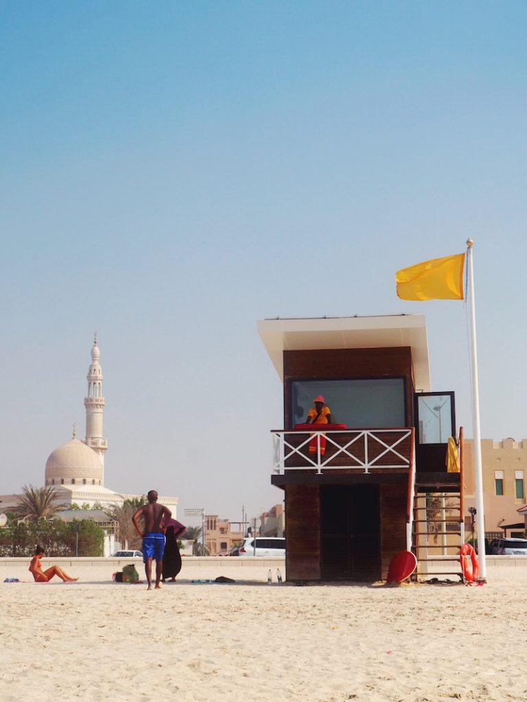 Jumeriah Public Beach Dubai