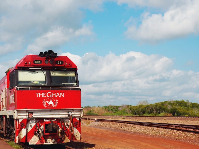 10 Reasons To Ride The Ghan – Luxury Train From Darwin to Adelaide
