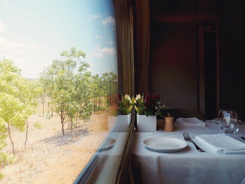 Journey on board The Ghan - Australia's Iconic Railway