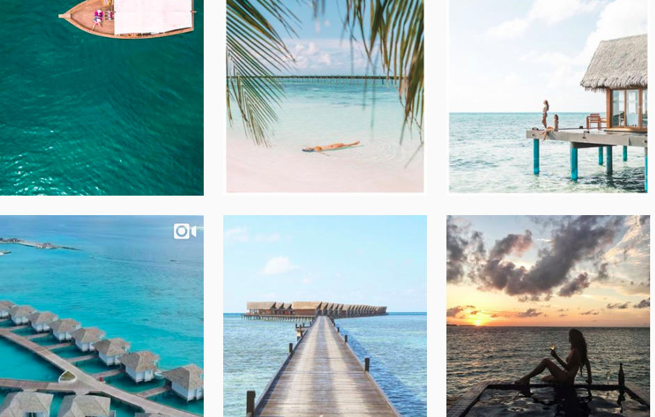 Dreamy Insta pics from World Travels Writers' Conference Maldives