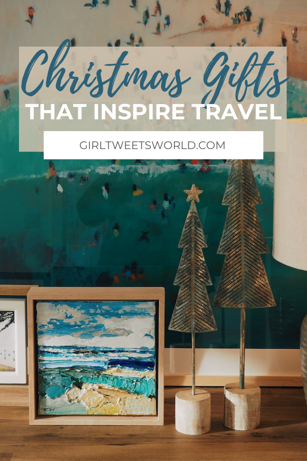 Christmas gifts to inspire travel