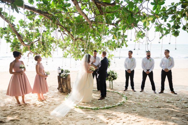 Our Destination Wedding At The Sarojin In Thailand
