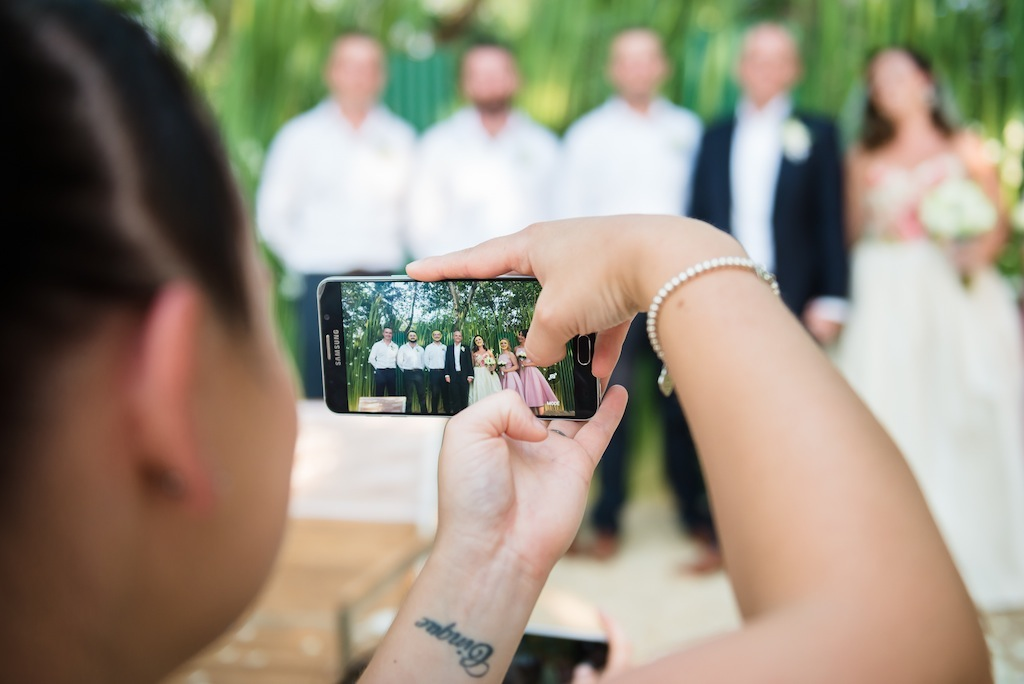 Girl Tweets World wedding at The Sarojin. Photo Credit: Darin Images