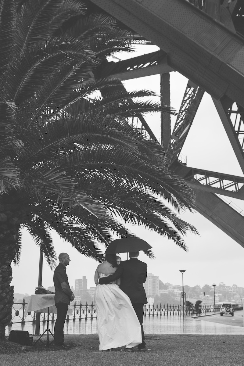 Our Intimate & Low-Key Sydney Harbour Wedding Ceremony ...