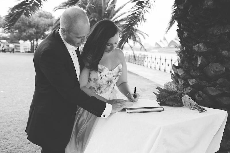 Sydney wedding photography Milson's Point