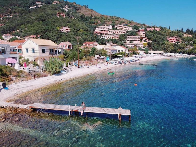 Babymoon Bliss at San Antonio Resort, Corfu, Greece