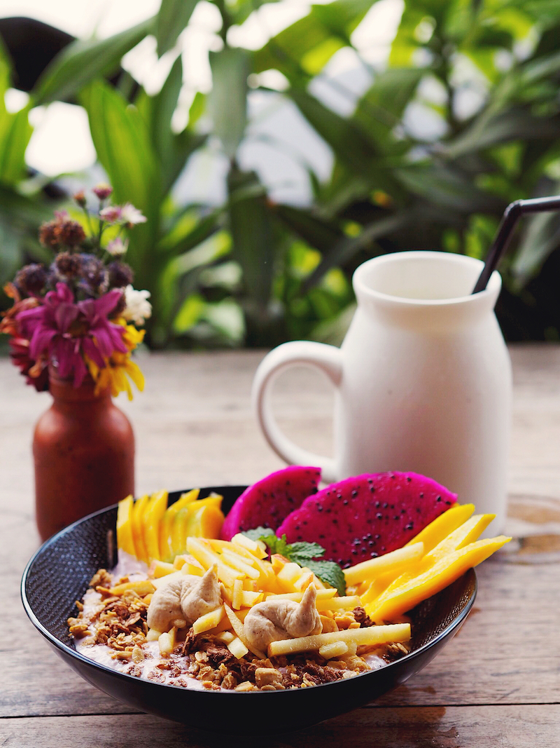 Little Flinders Breakfast Bowl in Canggu Bali