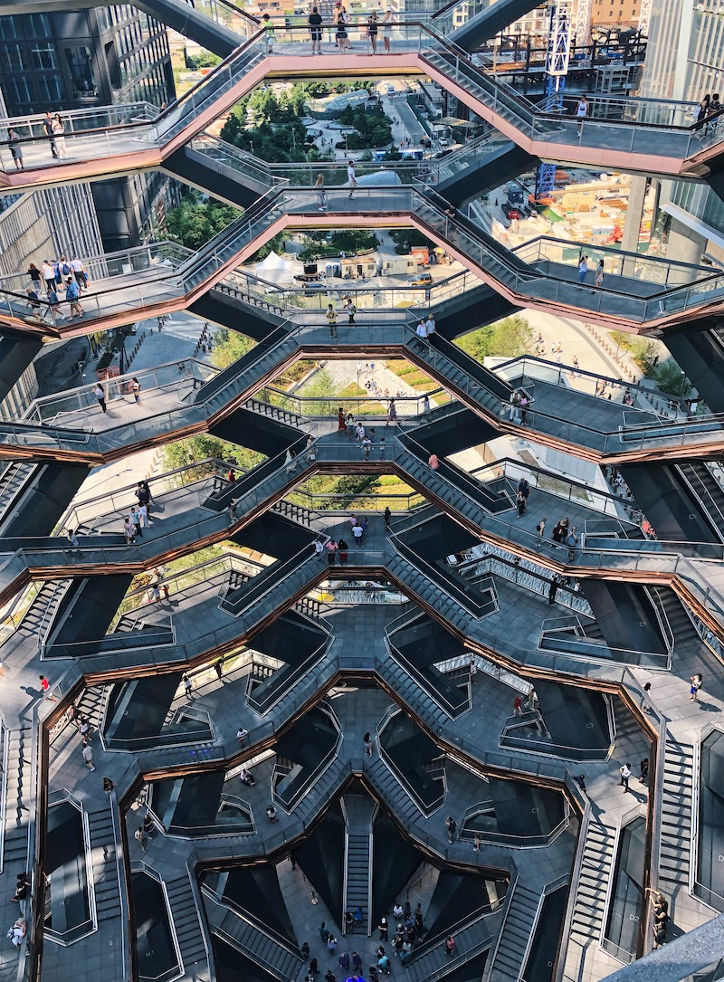 The Vessel Hudson Yards NYC