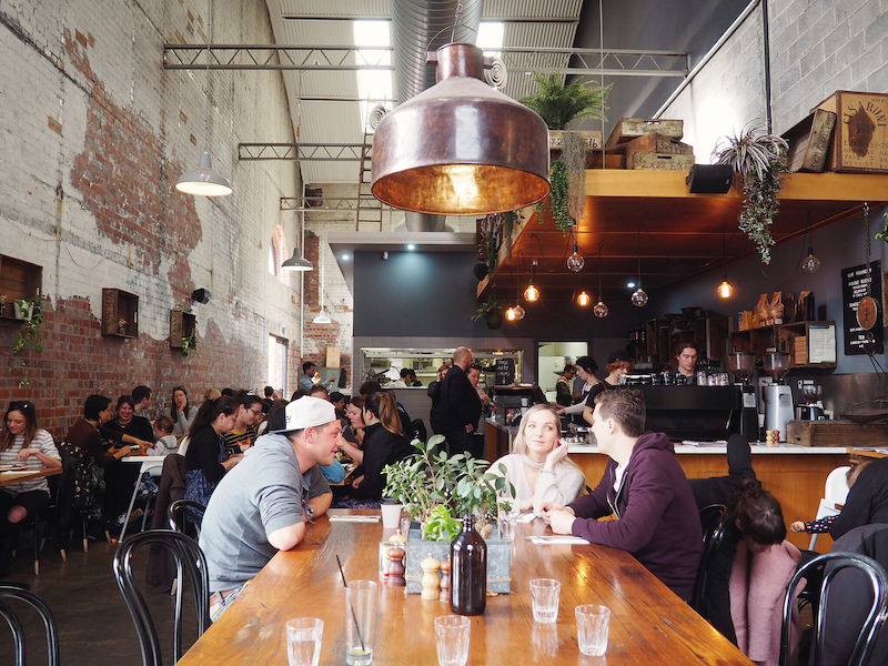 Lux Foundry - Best brunch in Brunswick