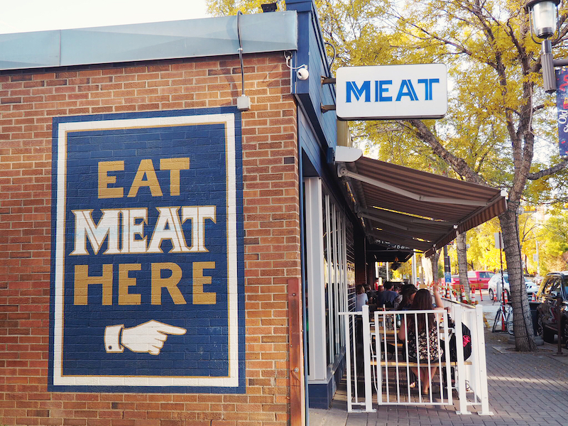 MEAT Old Strathcona Edmonton