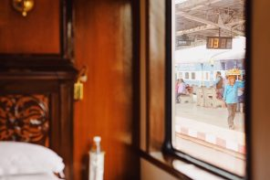 What It's Like To Travel India On A Luxury Train – Maharajas' Express Review