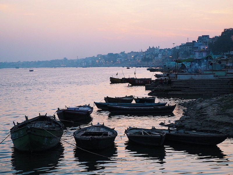 Visiting Varanasi & Cruising The Ganges – India's Holy City That Moved Me