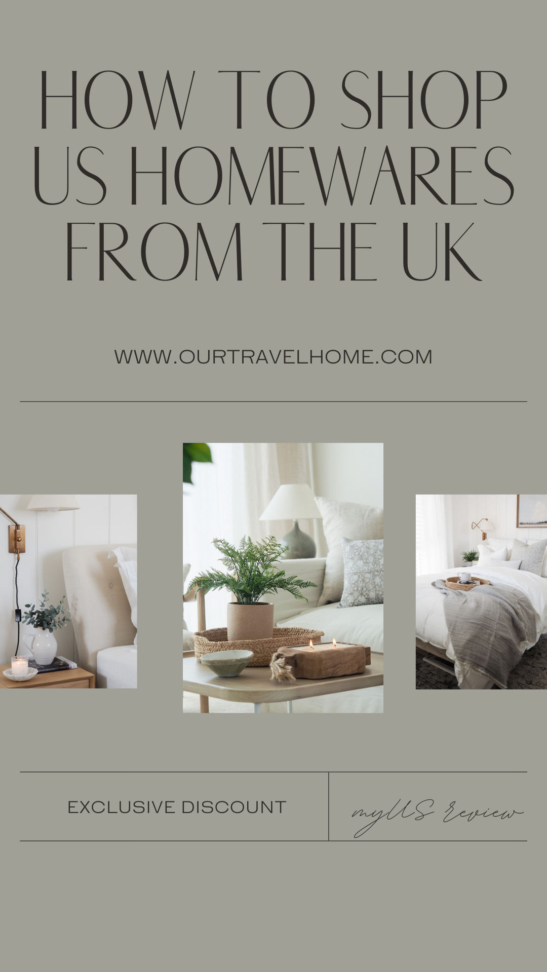 How to shop US homewares from the UK pin