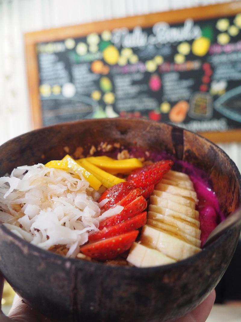 Nalu Bowls Canggu Bali