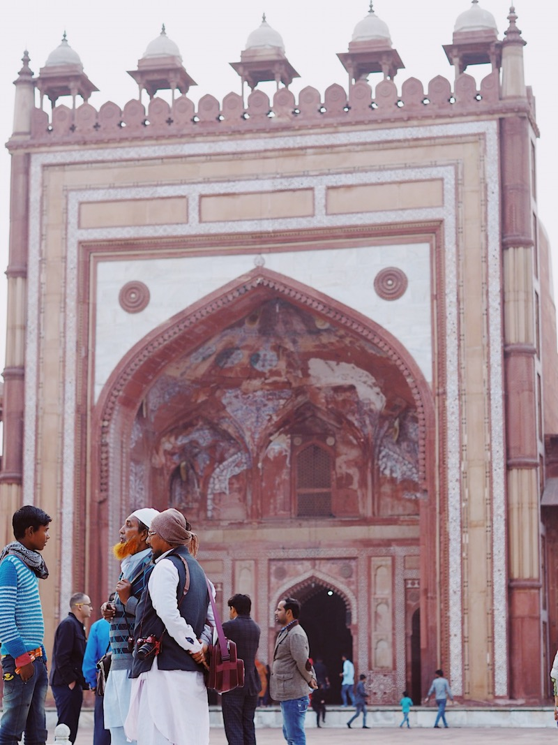 North India highlights Fatehpur Sikri