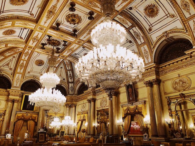 North India highlights Jai Vilas Palace