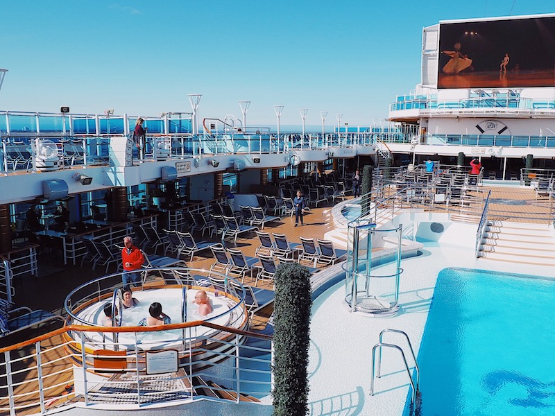 Most Indulgent Things To Do On A Sea Day - Cruising On Regal Princess