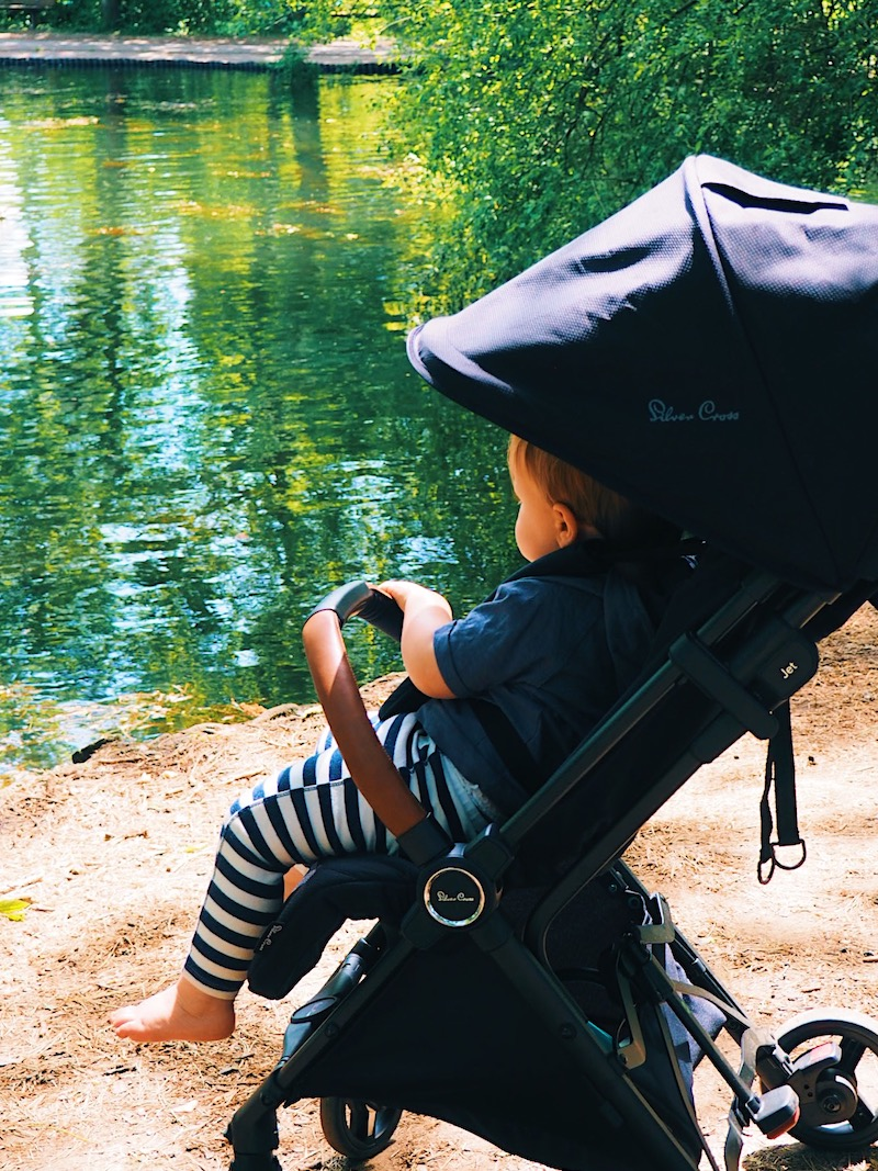 Review of silver cross jet travel buggy
