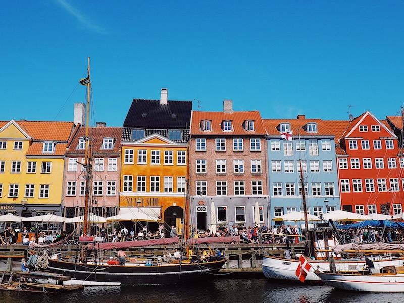 Russia and Scandinavia cruise - Nyhavn, Copenhagen