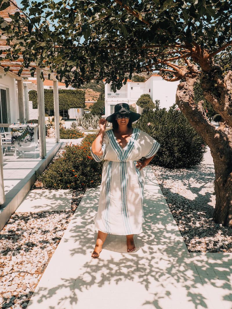 Fito Aqua Bleu Resort Samos Greece