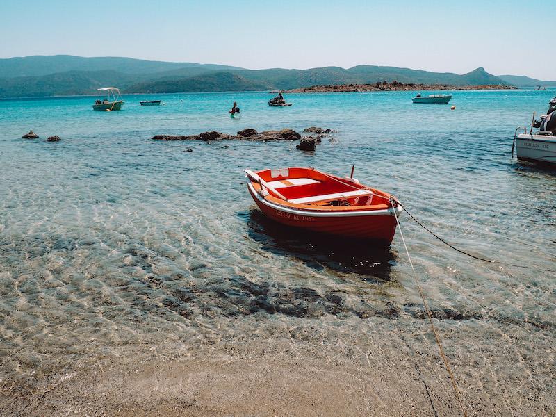 Psili Ammos Beach Samos