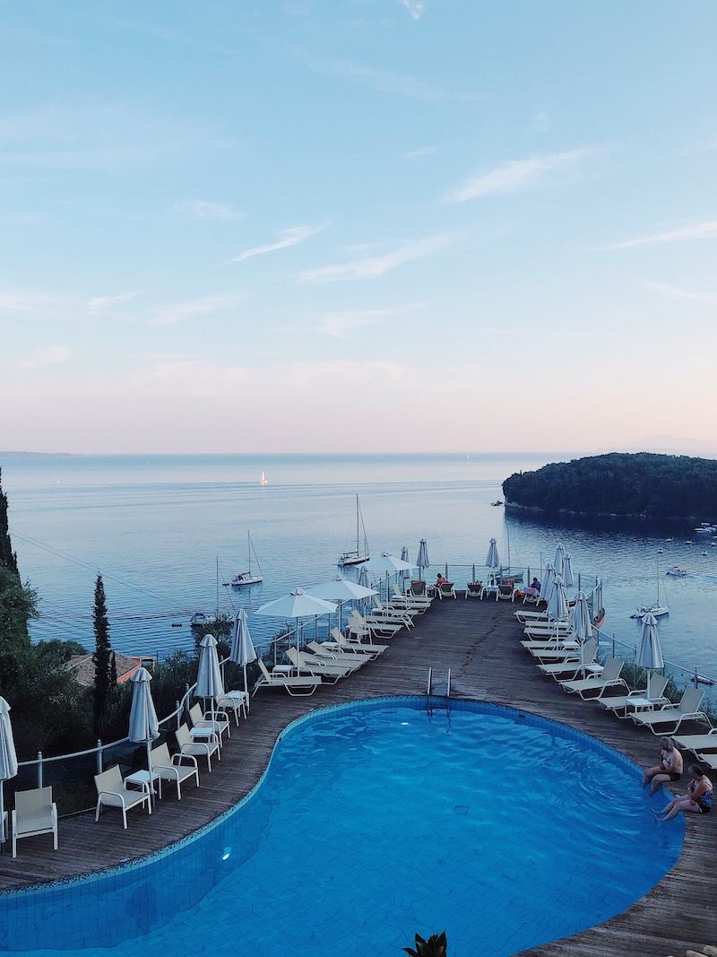 Affordable Luxury at San Antonio Resort, Kalami, Corfu