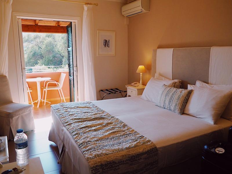 Rooms at San Antonio Resort Corfu