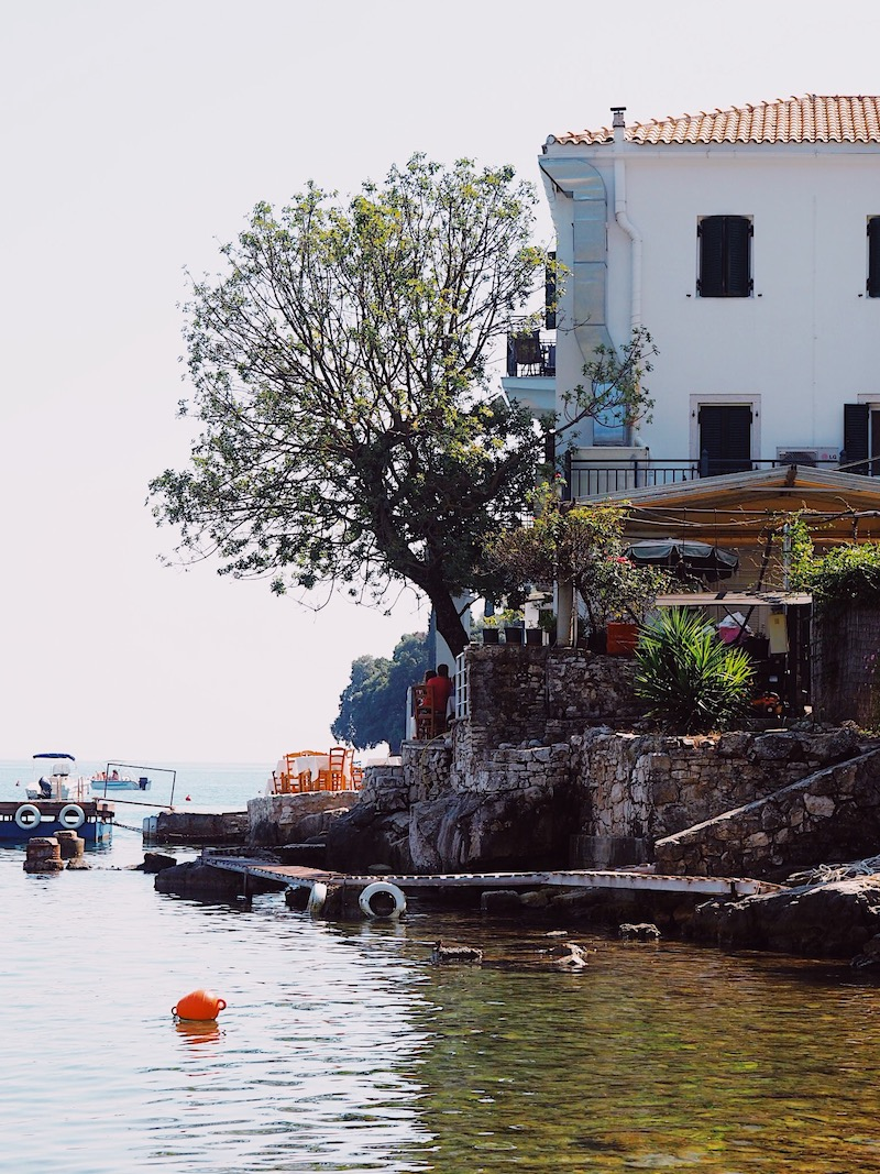 The White House Corfu