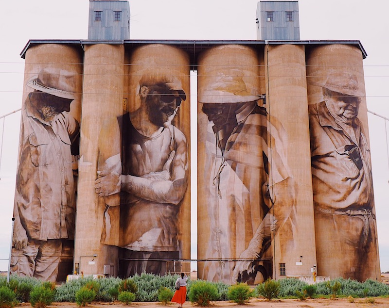 Guide To Visiting The Silo Art Trail, Amazing Murals In Rural Victoria